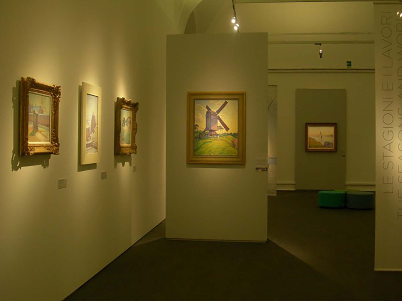 SEURAT-SIGNAC-PALAZZO-REALE-MILANO-2008-2009 (1)