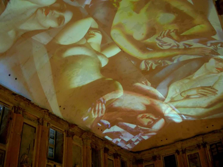 tamara De Lempicka - Sala delle Cariatidi - Milano