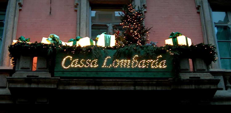 Cassa Lombarda - Milano