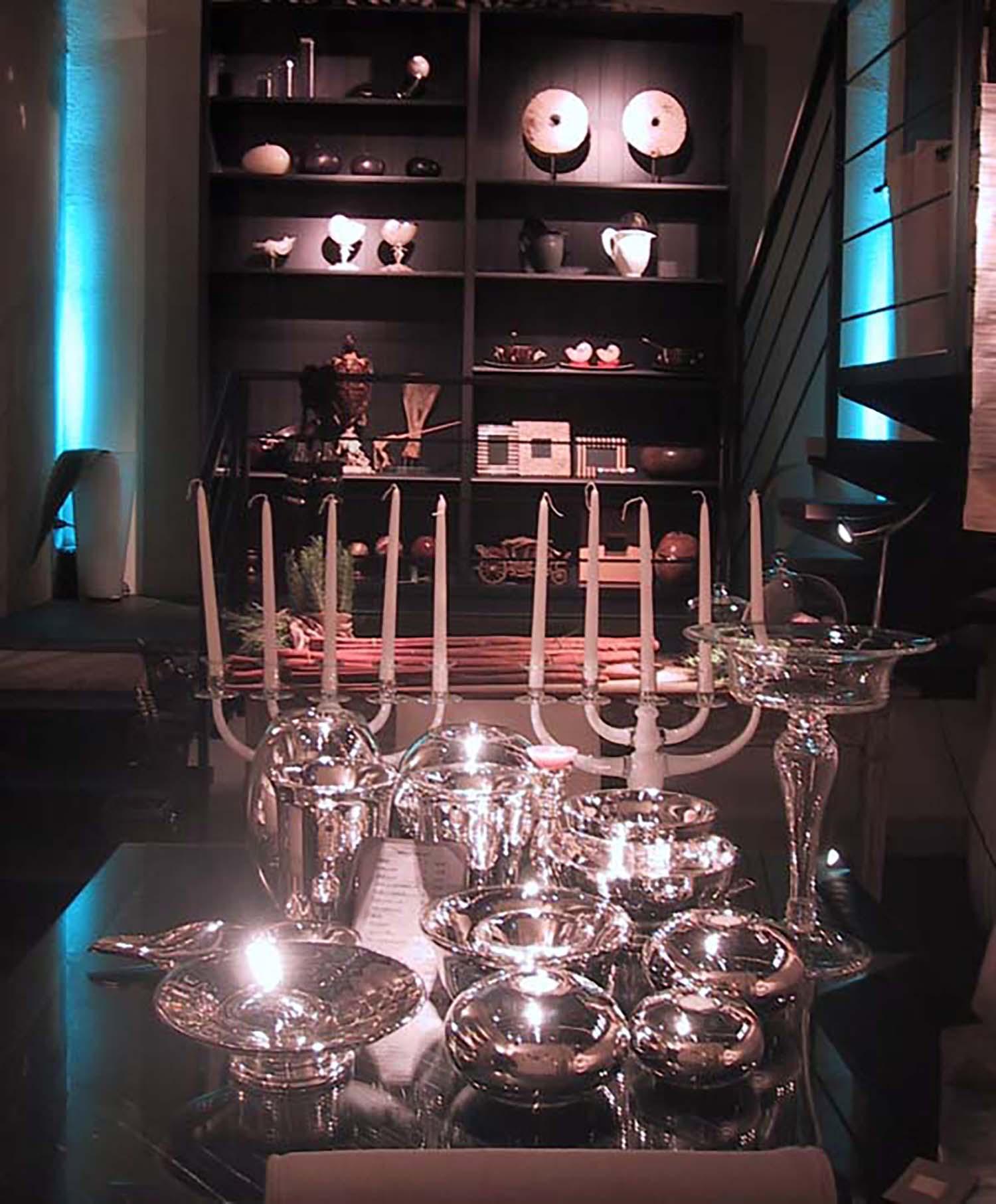 showroom via Marghera - Milano